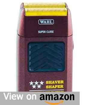 Wahl Professional 8061 100 Shaver Review