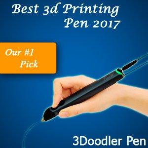 Best 3d Printing Pen 2017 Winner