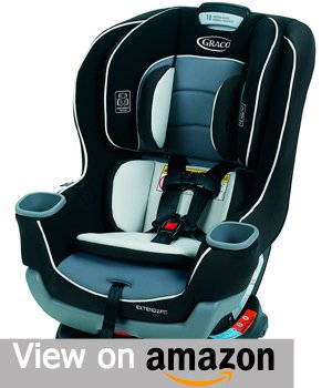 1 Graco Extend 2 Fit Safest Convertible Car Seat