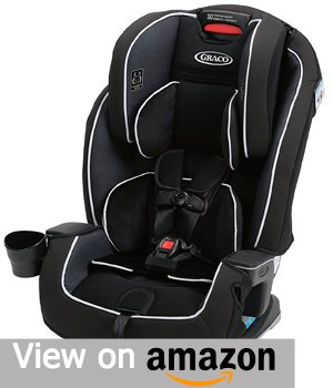 Graco Milestone All in One Convertible Car Seat - Gotham