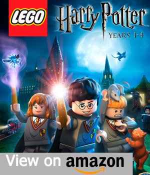 Lego Harry Potter -Years 1-4 - Nintendo Wii