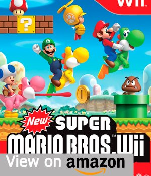 New Super Mario Bros - Wii Games
