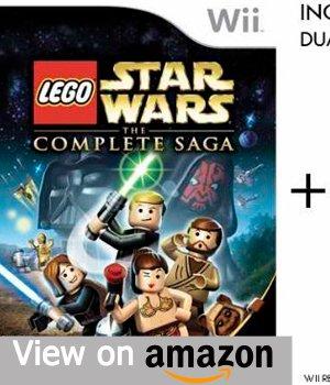 Nintendo Wii Lego Star Wars - Complete Sage