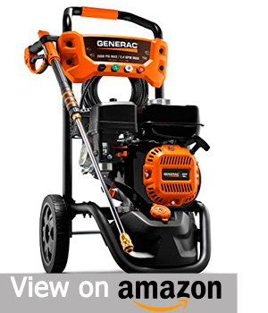 generac 6922 power washer