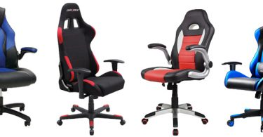 10 Best Gaming Chairs To Buy in 2017