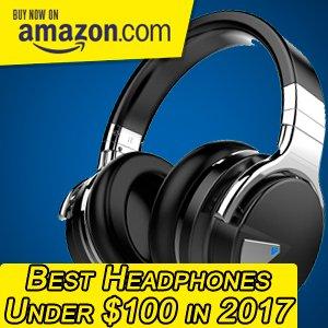 Best Headphones under $100 Winner
