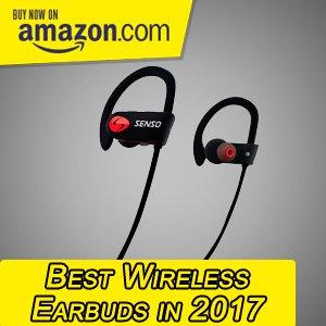 Best Wireless Earbud Winner 2017