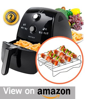 best performance air fryer