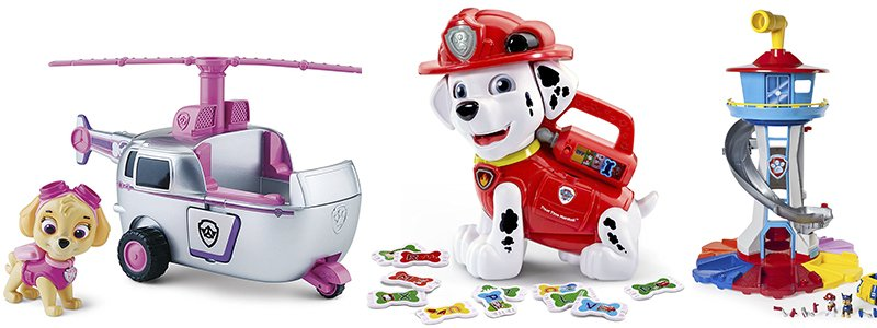 10 Best Paw Patrol Toys In 2018 | Watch Your Kids Go Crazy!