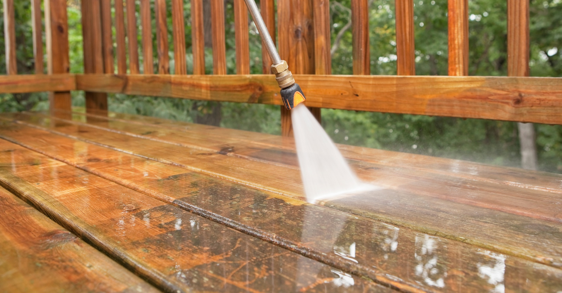 pressure washing benefits