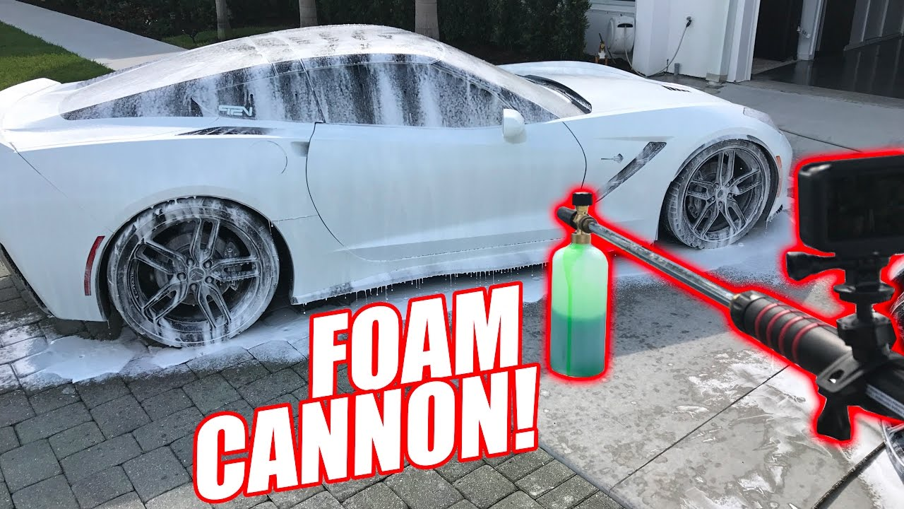 3 Best Foam Cannons In 2019 Change Your Way Of Pressure