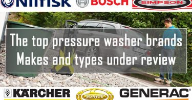 Pressure Washer Brands