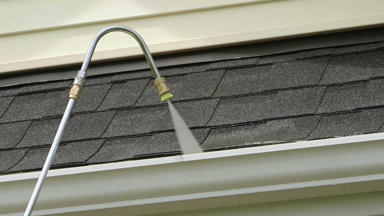 Washing Gutter