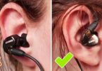 how to wear earbuds