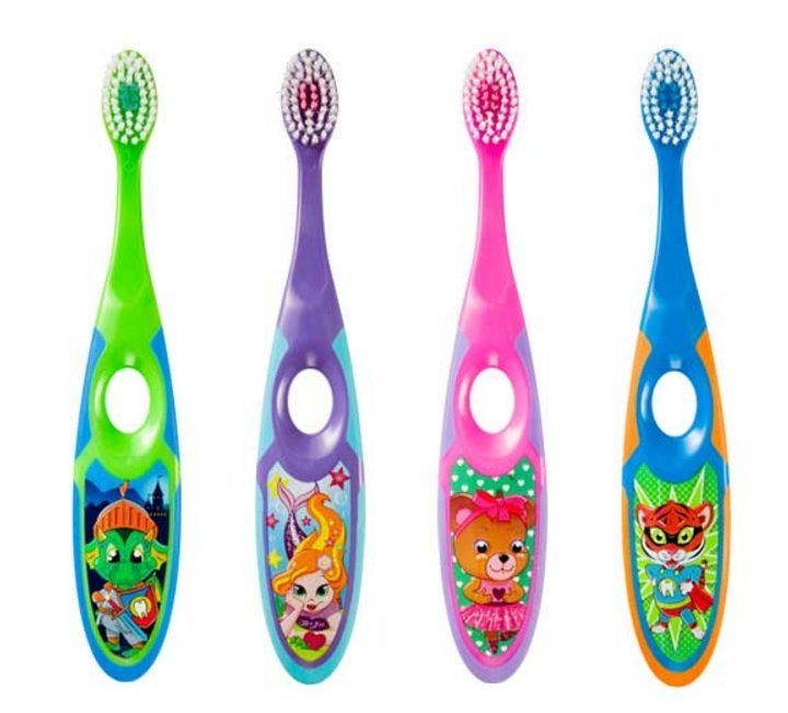 Best baby toothbrush and toothpaste