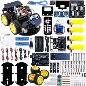 Elegoo Smart Robot Car Kit