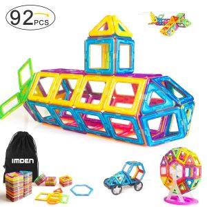 IMDEN Magnetic building set