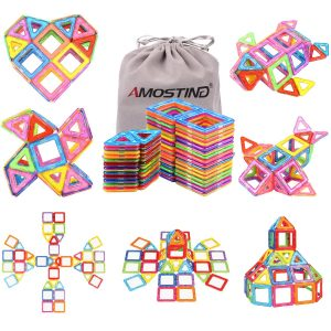 Amosting Magical Magnet Building Set
