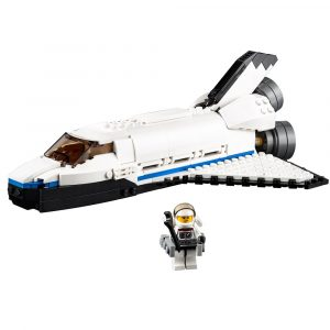 best space shuttle lego