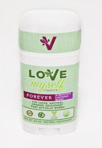 Love Myself FOREVER Organic Deodorant