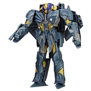 Megatron Transformer Action Figure