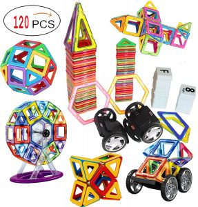 Dream Builder Magnetic Building Blocks