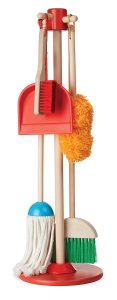 melissa and doug broom set