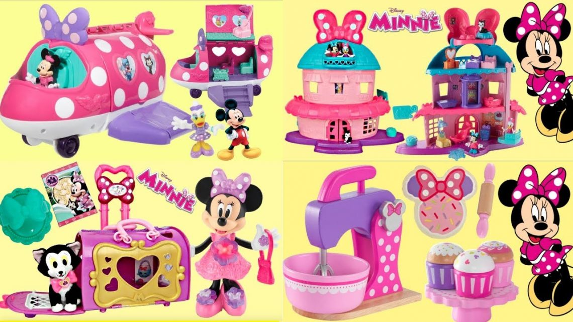 amazing New Minnie Mouse Toys Part - 2: Minnie Mouse Toys