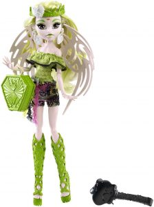 Monster High Brand-Boo Students Batsy Claro Doll