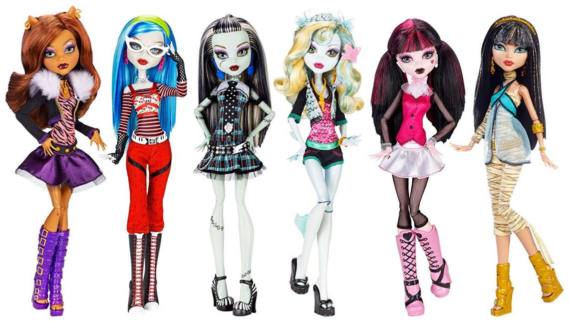 10 best monster high dolls in 2018 perfect girly toy