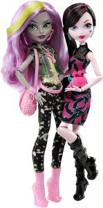 Monster High Welcome to Monster High Monstrous Rivals 2