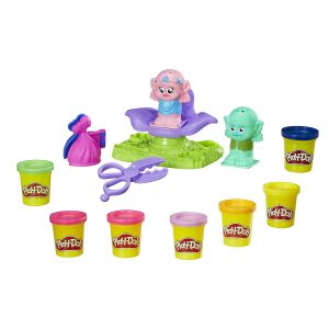 Play-Doh Trolls Press 'n Style Salon