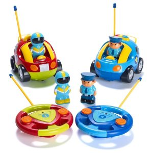 Prextex Cartoon R/C Cars