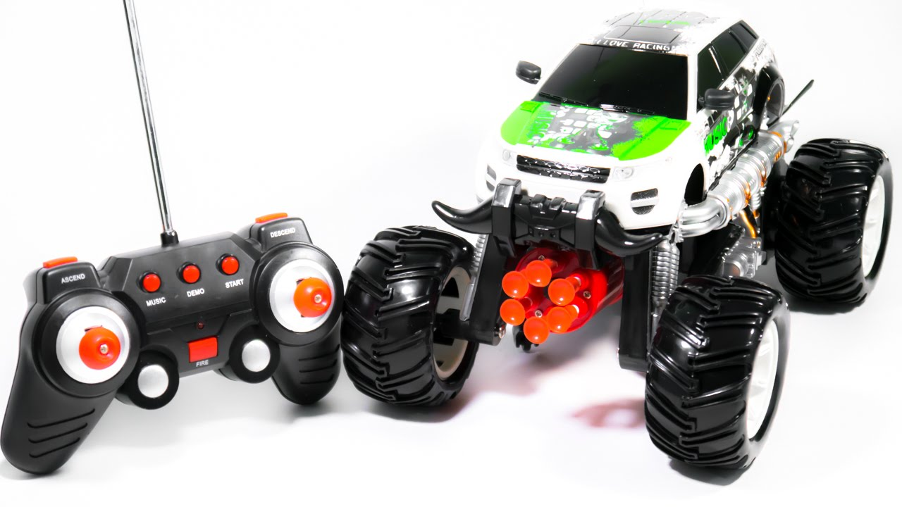 Cool Toys Cars : Best remote control cars for kids in a popular