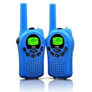 sokos 22-channel walkie-talkies for kids
