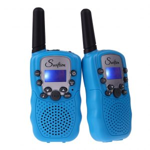 swiftion rechargeable kid's walkie-talkie