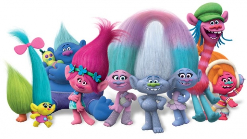 Image result for trolls toys