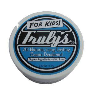 Truly's Organic Cream Deodorant