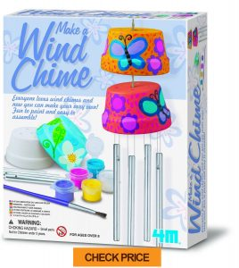 4m make a wind chime kit