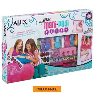 alex spa super mani-pedi party kit