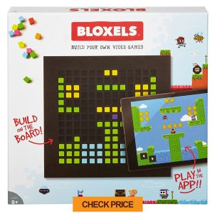 bloxels – build your own video game
