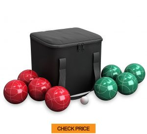 hey play bocce ball set