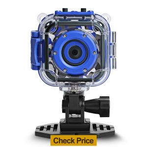 drograce kid's action camera