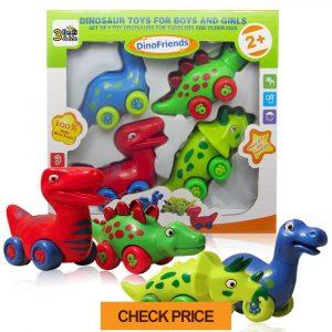 dinofriends dinosaur toys set