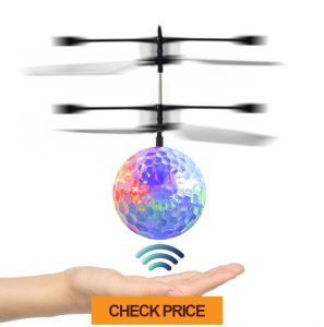 epochair ir helicopter ball