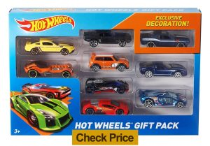 hot wheels 9-car pack