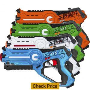 best choice kids laser tag set