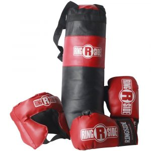 ringside kids training bag set