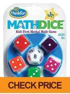 thinkfun math dice