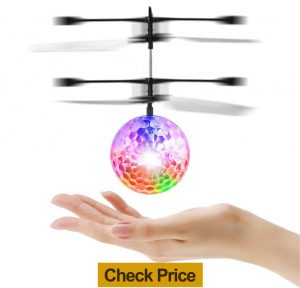 yks r/c flying ball